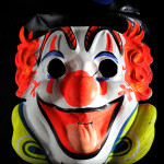 vintage.clown.mask